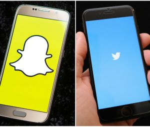 Pour vivre heureux, tous sur Snapchat et ciao Twitter ?