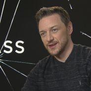 """Glass : """"J'ai dû apprendre à jouer 23 personnages différents"""" James McAvoy en interview"""