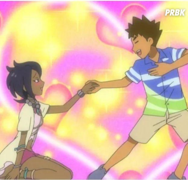 Pokémon : les miracles existent, Pierre a une copine