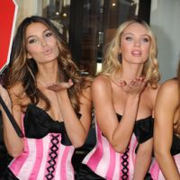 Photos ... Victoria Secret ... les Anges lancent un nouveau parfum