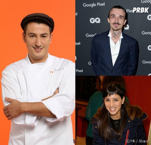 Top Chef : Jérémie Izarn, Guillaume Sanchez... les ex-candidats étoilés au Guide Michelin 2019