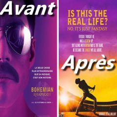 """Black Panther, Bohemian Rhapsody... les affiches des films aux Oscars en """"version honnête"""""""
