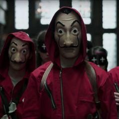 La Casa de Papel saison 3 : la série privée du célèbre masque de Dali pour une question de droits ?