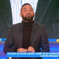 TPMP : M6 recadre un chroniqueur, Cyril Hanouna s'en mêle