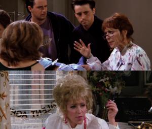 10 détails que vous n'avez (peut-être) pas remarqué dans Friends : Estelle est aussi infirmière lors de l'accouchement de Carol