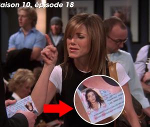 10 détails que vous n'avez (peut-être) pas remarqué dans Friends : ce n'est pas Rachel sur la photo de son passeport