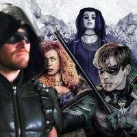 Titans saison 2 : bientôt des crossovers avec Arrow et The Flash ?