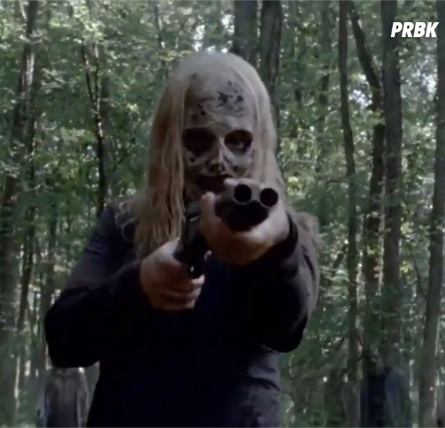 "The Walking Dead saison 9 : les Chuchoteurs ? Pires que Negan, aussi ""terrifiants"" que Leatherface"
