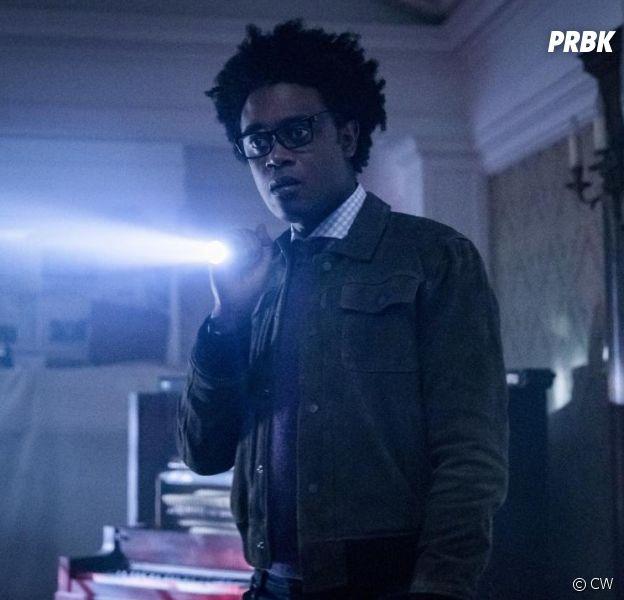 Arrow saison 7 : Echo Kellum (Curtis) quitte la série