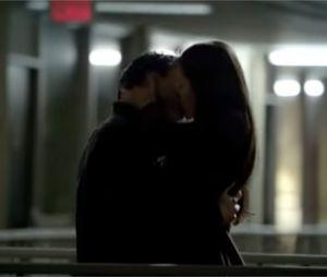 Les baisiers cultes des séries : Damon et Elena dans The Vampire Diaries