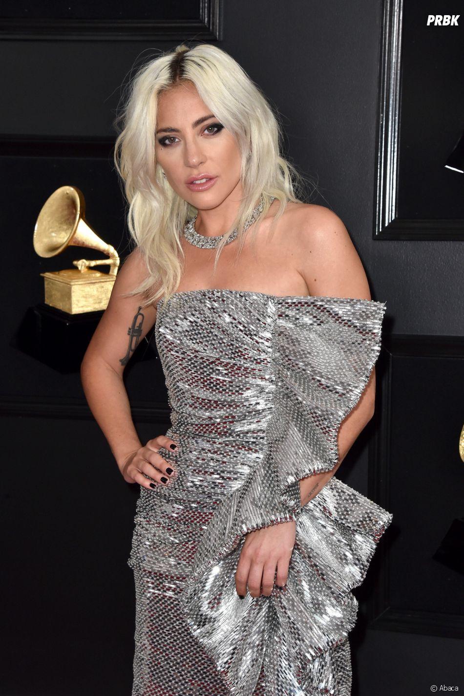 Lady Gaga en solo aux Grammy Awards 2019