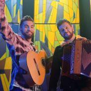 """Clip """"Que Dieu me pardonne"""" : Kendji Girac et Claudio Capéo unis sur un morceau entraînant 🎶"""
