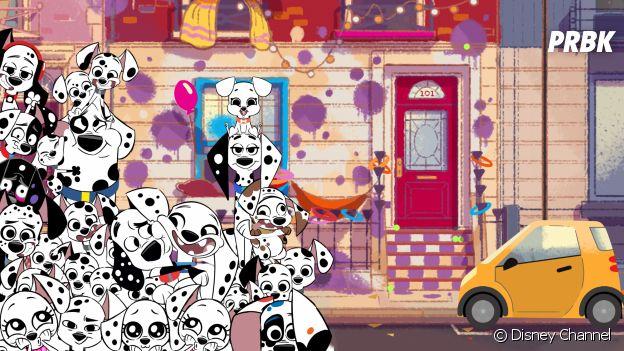 101 rue des dalmatiens à ne pas manquer en mars sur Disney Channel