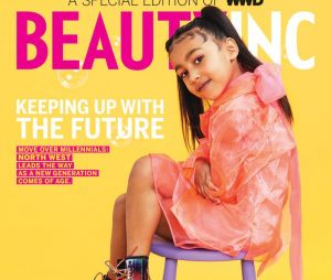 Kim Kardashian : sa fille North, 5 ans, s'offre sa première couverture de magazine en solo