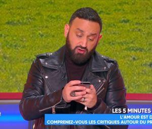 Karine Le Marchand en colère contre TPMP : le SMS cash qu'elle a envoyé à Cyril Hanouna