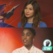 Captain Marvel : Lashana Lynch et Gemma Chan racontent les coulisses du film (Interview)