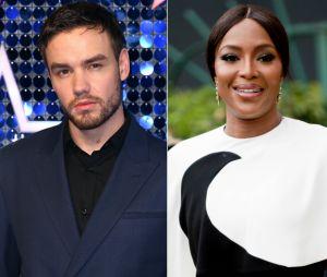 Liam Payne et Naomi Campbell en couple ? Le mannequin réagit.. ou presque
