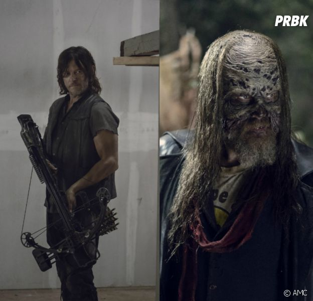 The Walking Dead saison 9 : la réaction de Norman Reedus face au combat entre Beta et Daryl