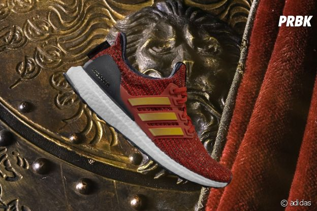 adidas x Game of Thrones : la Ultraboost 4.0 de la Maison Lannister.