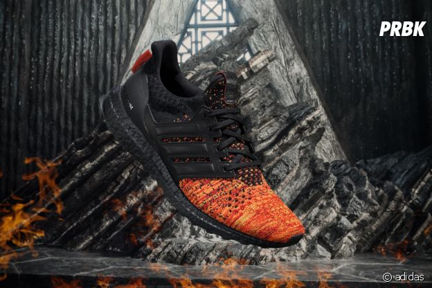 adidas x Game of Thrones : la Ultraboost 4.0 des Dragons Targaryen.