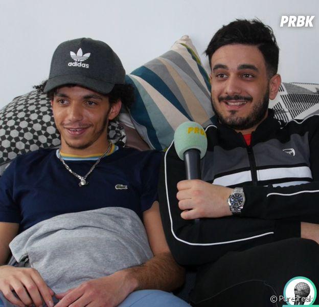 Les Déguns 2 : tournage, date de sortie... Karim et Nono se confient (Interview)