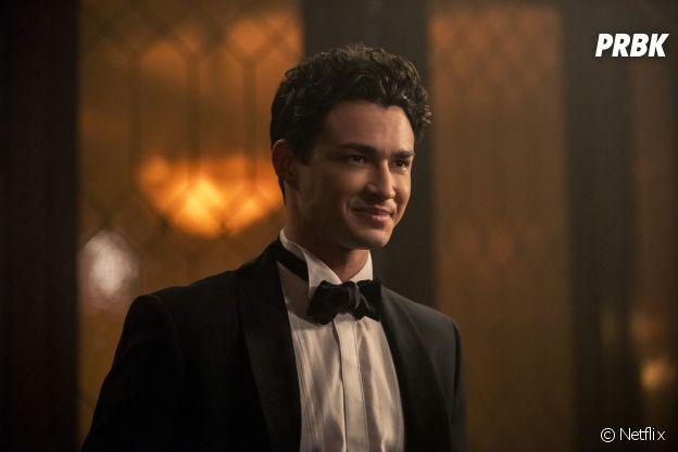 Les Nouvelles aventures de Sabrina saison 2 : Nicholas sur une photo