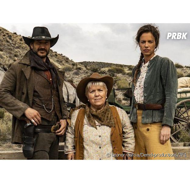 Joséphine chez les cowboys