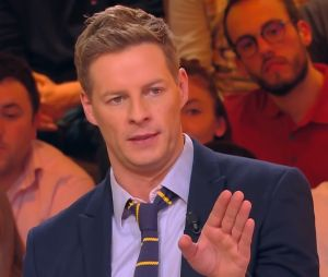 """L'émission La robe de ma vie jugée """"grossophobe"""" : Matthieu Delormeau n'est pas d'accord."""