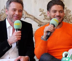 Let's Dance 2 en préparation ? Rayane Bensetti et Guillaume de Tonquédec répondent (Interview)