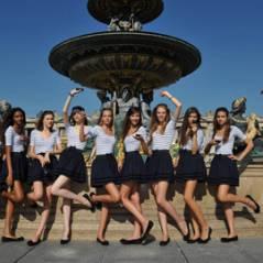 Photos ... Elite Model Look 2010 ... les finalistes françaises