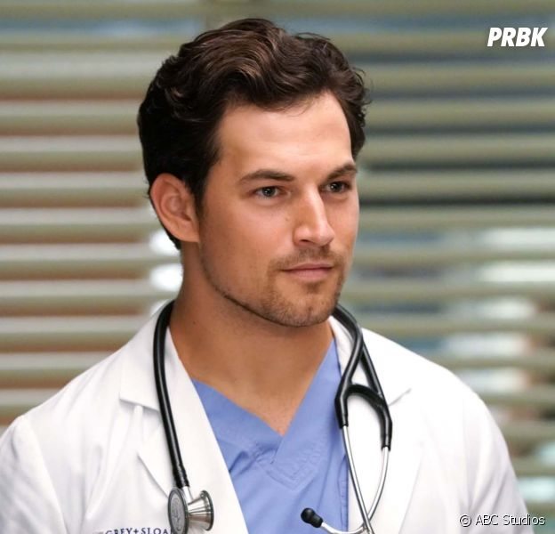 Giacomo Gianniotti (Grey's Anatomy) : 4 choses à savoir sur l'interprète d'Andrew DeLuca