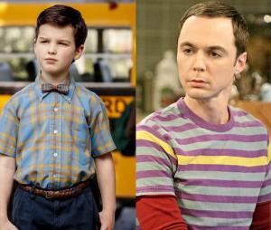 Young Sheldon VS The Big Bang Theory : Sheldon