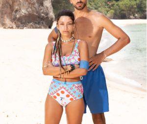 Moundir et les apprentis aventuriers 4 : Cynthia et Anthony forment l'équipe bleue