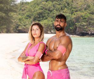 Moundir et les apprentis aventuriers 4 : Sarah Lopez et Jonathan forment l'équipe rose