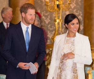 Meghan Markle maman : le Royal Baby est né !