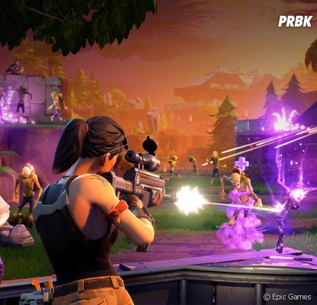Fortnite devant la justice : Epic Games en procès à cause d'un emote.