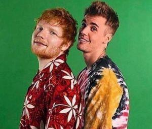 Justin Bieber de retour en duo avec Ed Sheeran ?