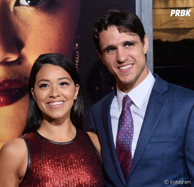 Gina Rodriguez (Jane the Virgin) mariée à Joe LoCicero : la vidéo émouvante