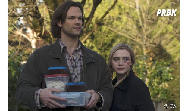 Kathryn Newton dans Supernatural