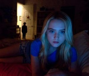 Kathryn Newton dans Paranormal Activity 4