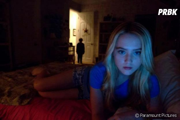 Kathryn Newton dans Paranormal Activity 4