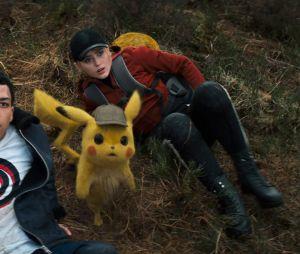 Kathryn Newton dans Pokémon Détective Pikachu