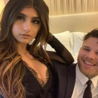 Mia Khalifa : l'ex-star du porno fiancée, le mariage serait pour bientôt