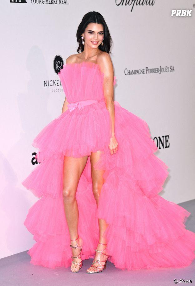 Festival de Cannes 2019 : Kendall Jenner au gala de l'amfAR