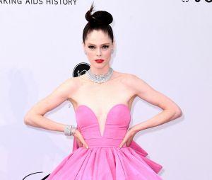 Festival de Cannes 2019 : Coco Rocha au gala de l'amfAR
