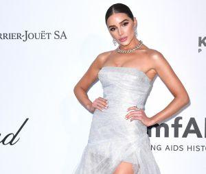 Festival de Cannes 2019 : Olivia Culpo au gala de l'amfAR