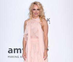 Festival de Cannes 2019 : Pamela Anderson au gala de l'amfAR