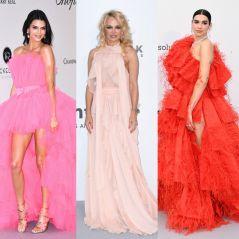Kendall Jenner, Pamela Anderson, Dua Lipa... Les stars au gala de l'amfAR pour la bonne cause