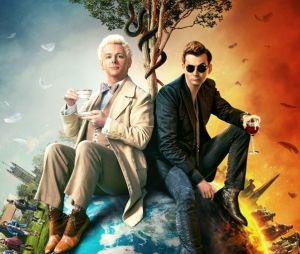 """Good Omens : une série """"folle, drôle et tragique"""" à ne pas manquer sur Amazon Prime Video"""