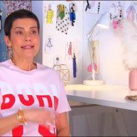 Les Reines du shopping : Cristina Cordula tacle la tenue transparente d'une candidate